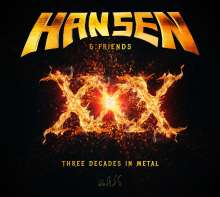 Kai Hansen: XXX - Three Decades In Metal, 2 LPs