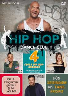 Hip Hop Dance Club, DVD