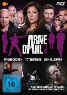 Arne Dahl Vol. 3, 3 DVDs