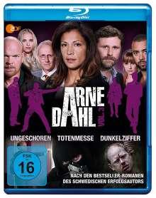 Arne Dahl Vol. 3 (Blu-ray), 2 Blu-ray Discs