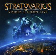Stratovarius: Visions Of Europe (Live) (Reissue 2016), 2 CDs