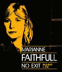 Marianne Faithfull: No Exit: Live 2014, Blu-ray Disc