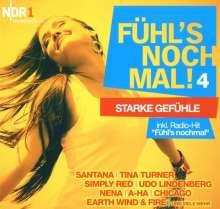 NDR1 - Fühl's noch mal! Folge 4 - Starke Gefühle, 2 CDs