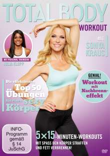 Total Body Workout mit Sonya Kraus, DVD