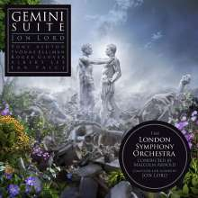 Jon Lord (1941-2012): Gemini Suite (2016 Reissue), CD