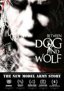 The New Model Army Story: Between Dog and Wolf, DVD