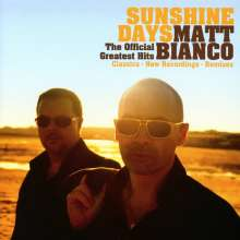 Matt Bianco: Sunshine Days: The Official Greatest Hits, CD