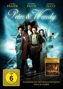Peter & Wendy, DVD