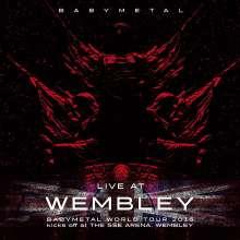 Babymetal: Live At Wembley 2016, CD