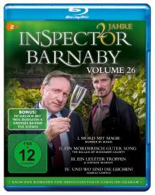 Inspector Barnaby Vol. 26 (Blu-ray), 2 Blu-ray Discs