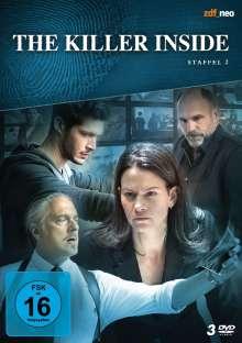 The Killer Inside Season 2, 3 DVDs
