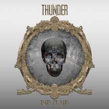 Thunder: Rip It Up (Limited-Deluxe-Edition), 3 CDs