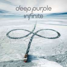 Deep Purple: inFinite (Limited-Box-Set mit T-Shirt Gr. L), CD