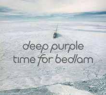 Deep Purple: Time For Bedlam, CD