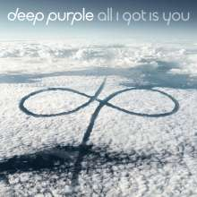 Deep Purple: All I Got Is You, Maxi-CD