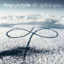 """Deep Purple: All I Got Is You (Limited-Edition), Single 12"""""""