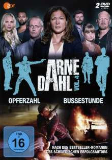 Arne Dahl Vol. 4, 2 DVDs