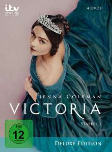Victoria Staffel 1 (Deluxe Edition), 4 DVDs