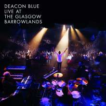 Deacon Blue: Live At The Glasgow Barrowlands, Blu-ray Disc