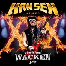 Kai Hansen: Thank You Wacken: Live, CD