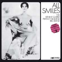 Kenny Clarke & Francy Boland: All Smiles (remastered) (180g), LP