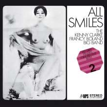 Kenny Clarke & Francy Boland: All Smiles (High-Quality Analog Remastering), CD