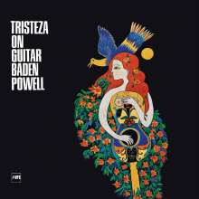 Baden Powell (1937-2000): Tristeza On Guitar (remastered) (180g), LP
