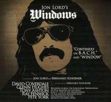 Jon Lord (geb. 1941): Windows (2017 Reissue), CD