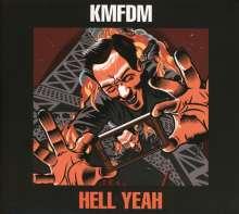 KMFDM: Hell Yeah, CD