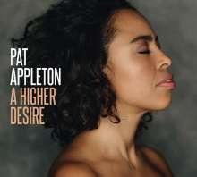 "Pat Appleton (De-Phazz): A Higher Desire, Single 12"""