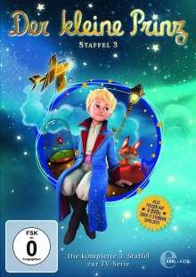 Der kleine Prinz Staffel 3, 4 DVDs