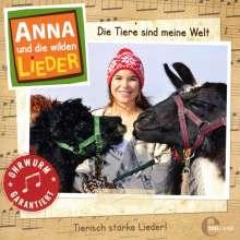 Die Tiere sind meine Welt (1), CD