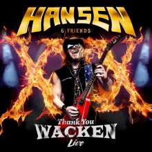 Kai Hansen: Thank You Wacken: Live, 2 LPs