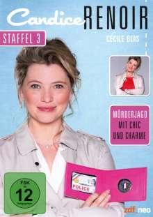 Candice Renoir Staffel 3, 3 DVDs
