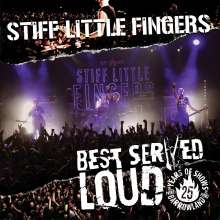 Stiff Little Fingers: Best Served Loud: Live At Barrowland, CD