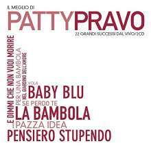 Patty Pravo: Il Meglio Di Patty Pravo, 2 CDs