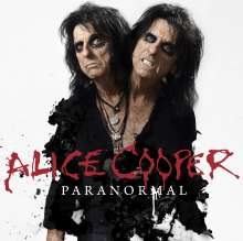Alice Cooper: Paranormal (180g) (Limited-Edition) (45 RPM), 2 LPs