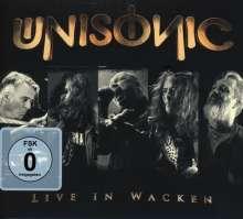 Unisonic: Live In Wacken 2016, 2 CDs