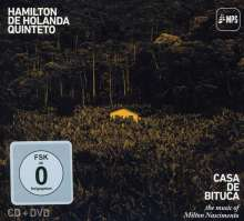 Hamilton De Holanda (geb. 1976): Casa De Bituca: The Music Of Milton Nascimento, 1 CD und 1 DVD