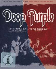 Deep Purple: From The Setting Sun... (In Wacken 2013) To The Rising Sun (In Tokyo 2014) (Limited-Numbered-Edition), 2 Blu-ray Discs