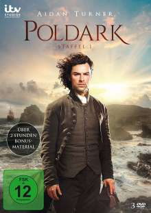 Poldark Staffel 1 (Standard Edition), 3 DVDs