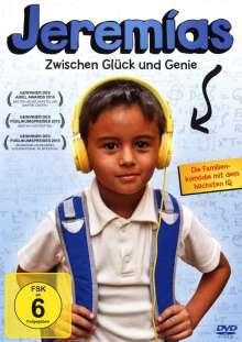 Jeremías - Zwischen Glück und Genie, DVD