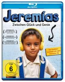 Jeremías - Zwischen Glück und Genie (Blu-ray), Blu-ray Disc