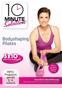 10 Minute Solution - Bodyshaping Pilates, DVD