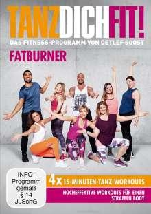 Tanz Dich Fit! - Fatburner: Das Fitness-Programm von Detlef Soost, DVD
