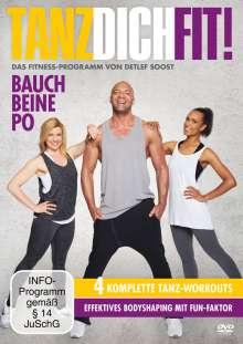 Tanz Dich Fit! - Bauch Beine Po, DVD