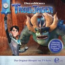 Trolljäger (03) - Oder Niederlage, CD