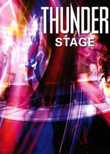 Thunder: Stage (Live In Cardiff), DVD