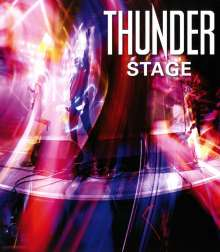 Thunder: Stage (Live In Cardiff), Blu-ray Disc