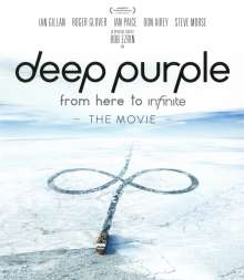 Deep Purple: From Here To inFinite, Blu-ray Disc